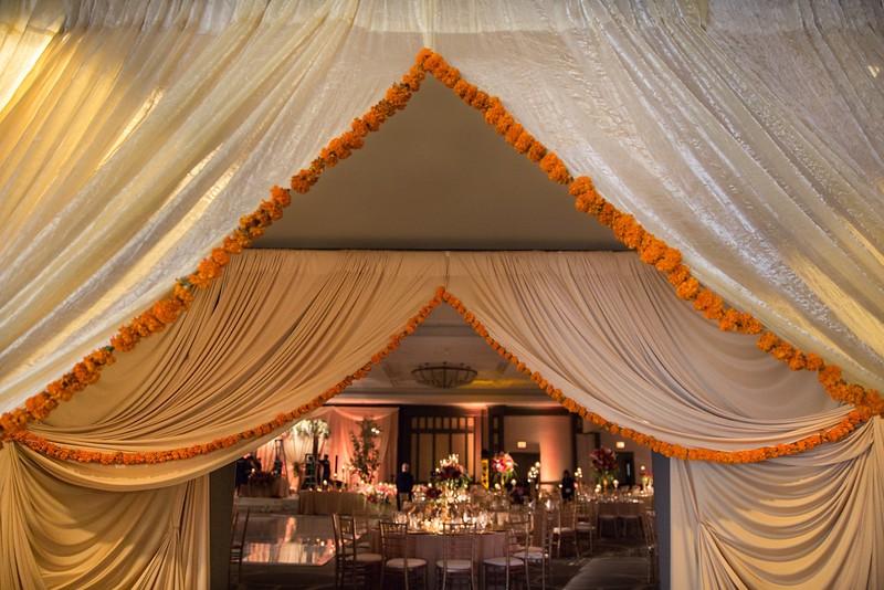LeCapeWeddings Chicago Photographer - Renu and Ryan - Hilton Oakbrook Hills Indian Wedding -  861.jpg