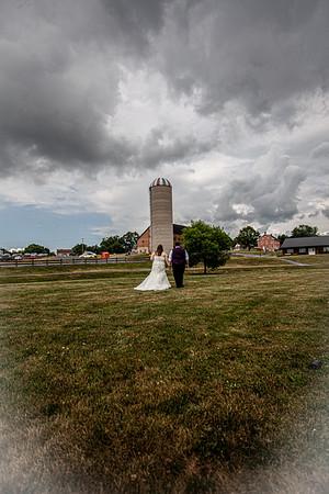 Creech Wedding