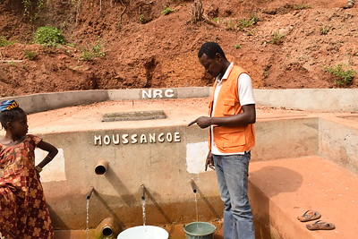 Access to water, a source of life