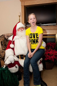 2010 Santa Visit