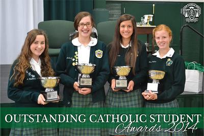 Outstanding Catholic Awards 2014