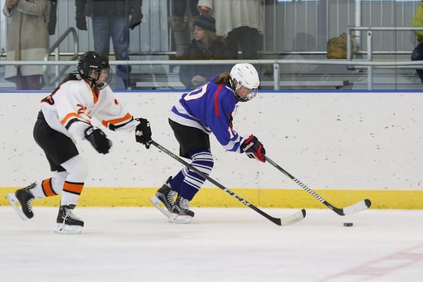 Girls' JV Hockey vs. KUA | February 24