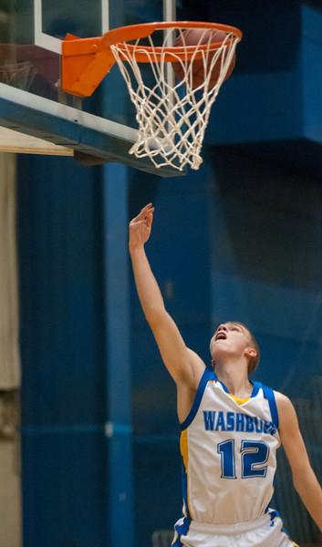 Washburn vs. Bangor Christian