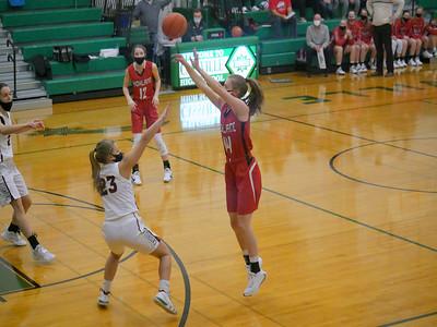Highland @ Potosi/Cassville Girls Basketball 1-29-21