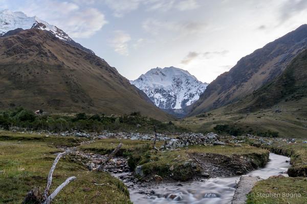 Salkantay Trek to Machu Picchu Day Two