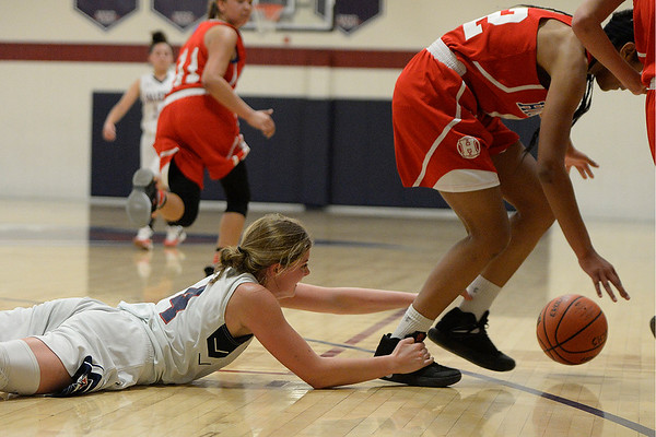 Highlands girls basketball topples Vacaville Christian for league lead