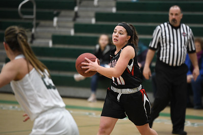 20190107 - Twin Valley @ Mount St. Joseph - Girls Basketball