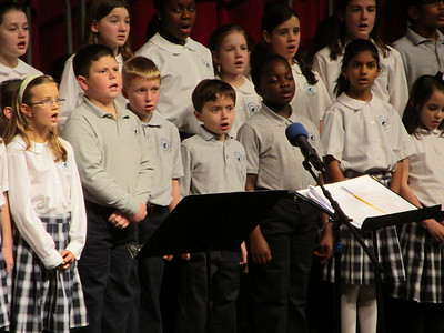 Frederick Classical Charter School Winter Concert Jan. 24, 2014
