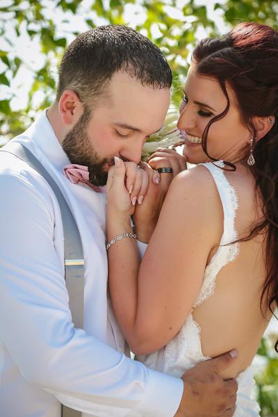 Ryan & Kayla {Idaho Beach Wedding}