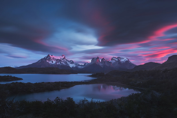 Patagonia Photo Workshop