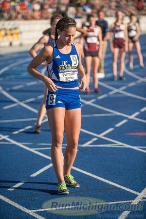 NCAA 2014 800M Finals, Women
