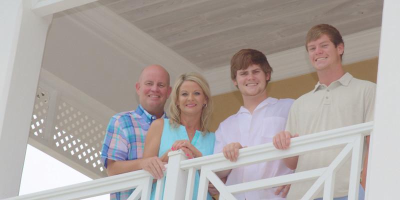 Crabtree Family Vacation Photoshoot. Exuma, Bahamas.
