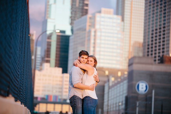Kevin and Sara Engagement Session