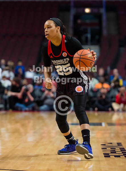 McDonald's HS All-American Girls Game