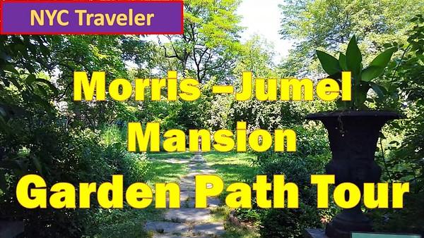 Morris Jumel Garden Path