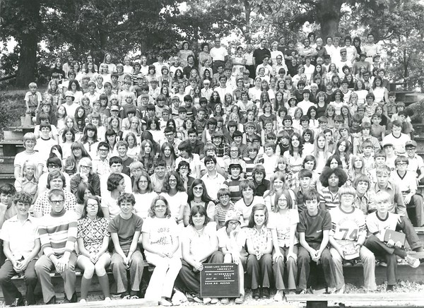 Camp Photos 1974
