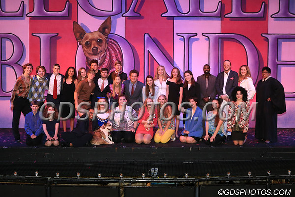 LEGALLY BLONDE  The Musical  11-17-2018