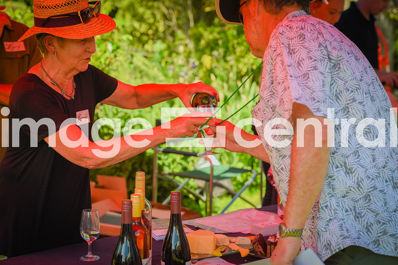 Alexandra Basin Wines New Release Tastings 10th Anniversary at Olivers Gardens in Clyde, 21 October 2018.  Copyright images Clare Toia-Bailey / www.image-central.co.nz