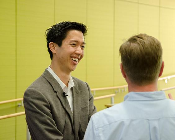 Andrew Ho visit