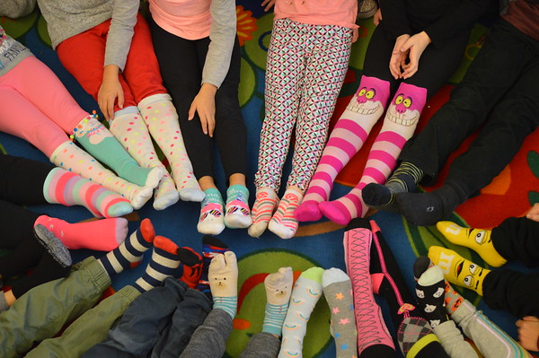 2019 Silly Sock Day