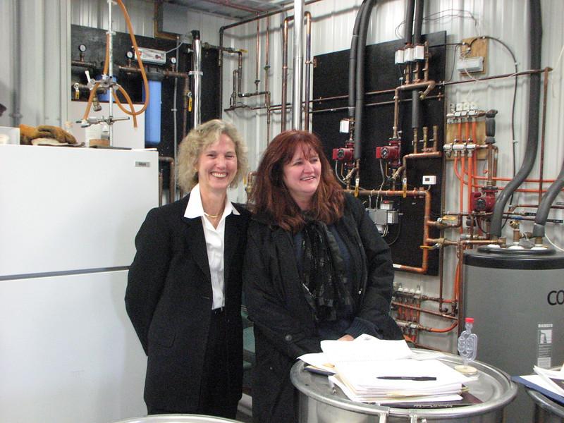 Jennifer and Kathy