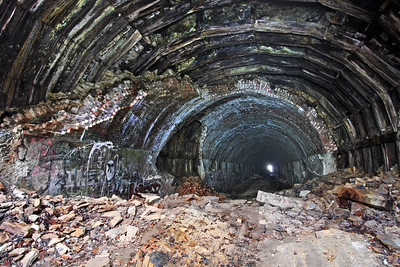 Franklin & Clearfield RR Tunnels (3 in PA)