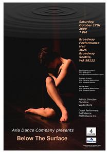 2009-08 Aria Poster