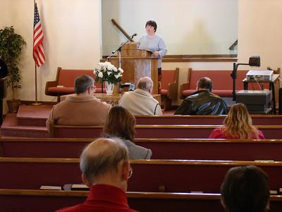 12-10-05 Lancaster SDA Church