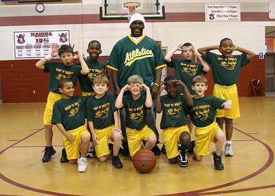 Beef 'O' Brady's Boy's Basketball Team