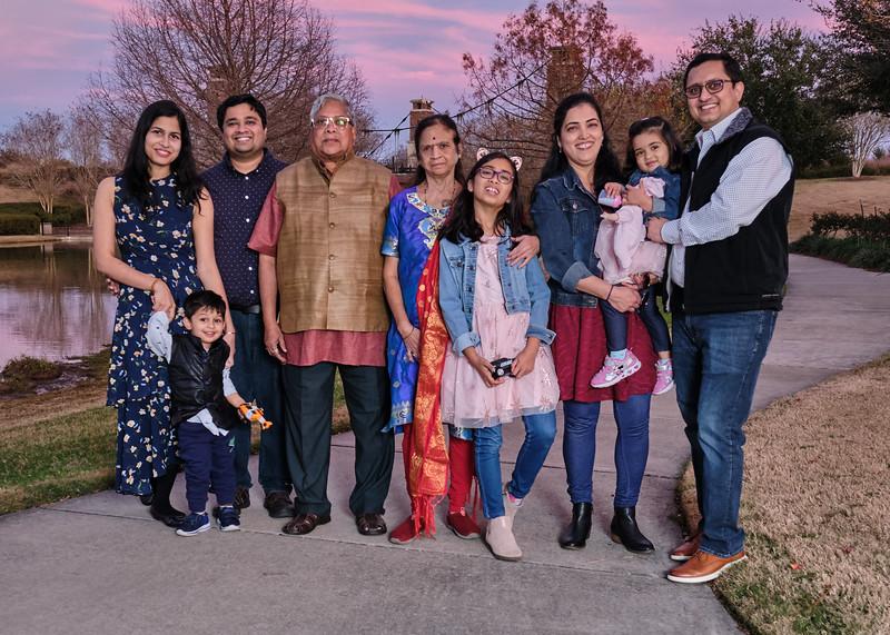 Aryamane Family