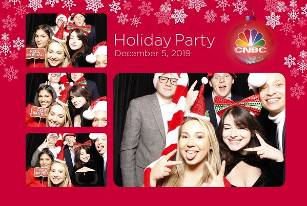 CNBC 2019 Holiday Party!
