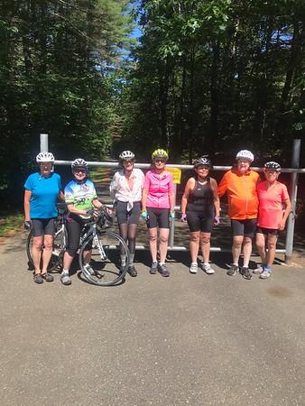June 24 Rail Trail Ride