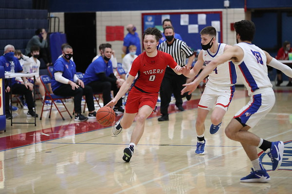 2021.03.03 WPIAL: McKeesport at Chartiers Valley (Free)
