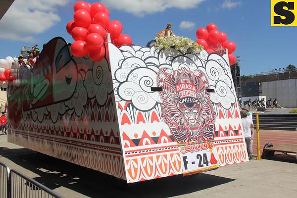 Sinulog 2016 Grand Parade