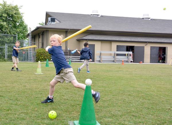 P.E. Baseball