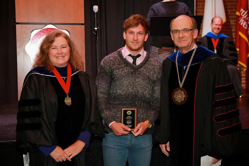 58th Academic Awards Day; April 30, 2013. French Award
