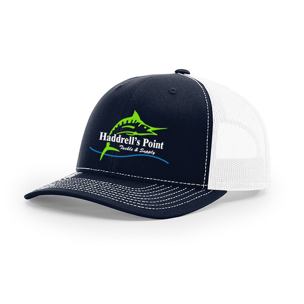 Haddrells Point Tackle R112 Navy White w Lime Marlin Light Blue Water.jpg