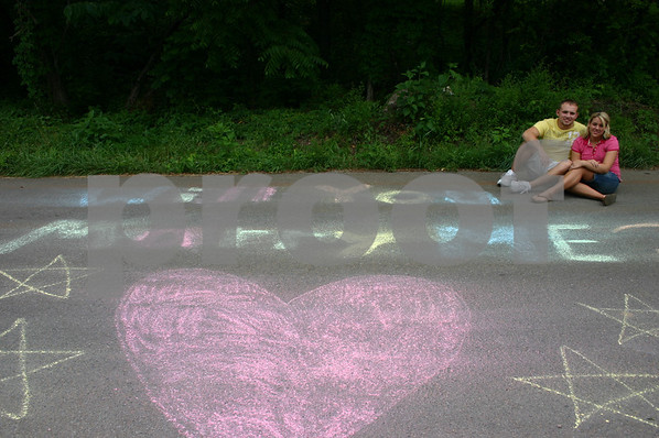 Chalk It Up to Love - June 2008