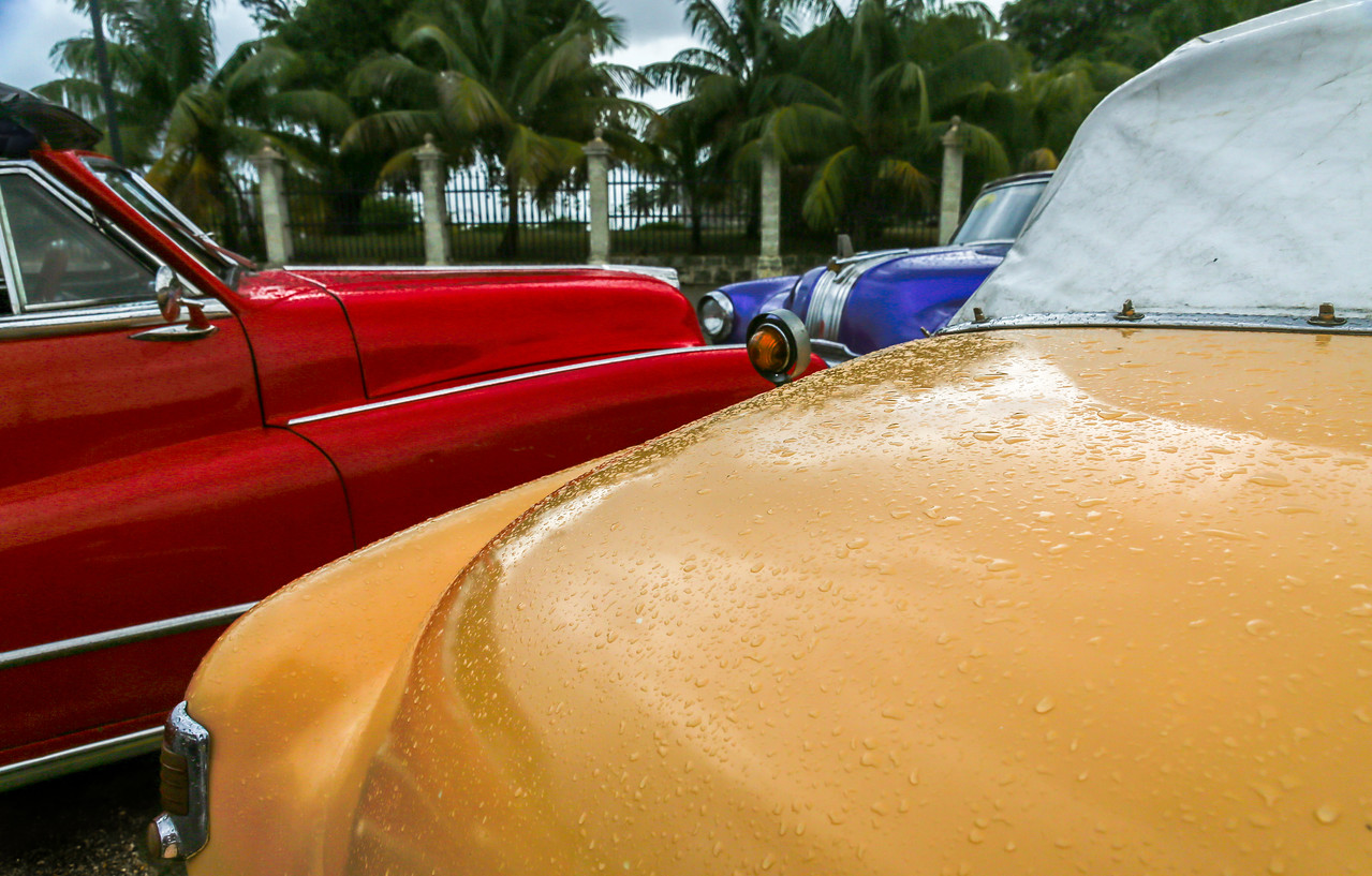 Havana's Old Cars