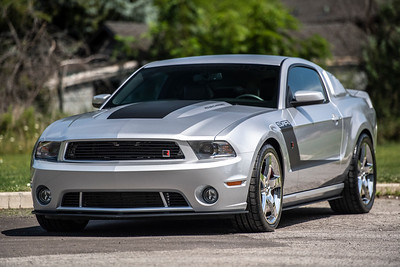 Segal Roush Mustang