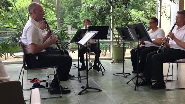 Take 5 - clarinet quintet