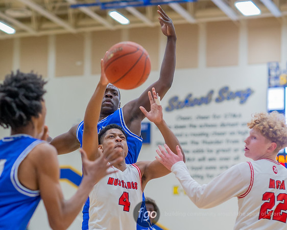 3-11-20 Minneapolis North v Maranatha Boys Basketball