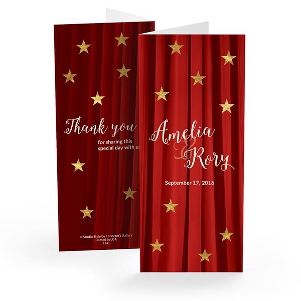 Curtain and Stars