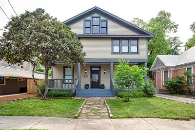 Cedar House Completed