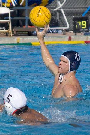 2005_10_30 Men's Water Polo vs Occidental