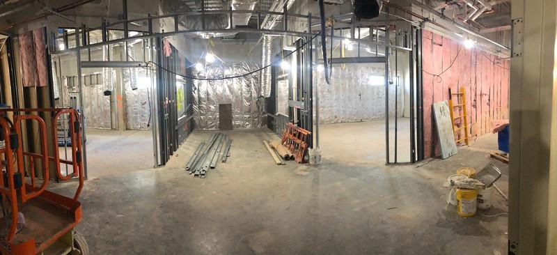 Construction Updates - April 2018
