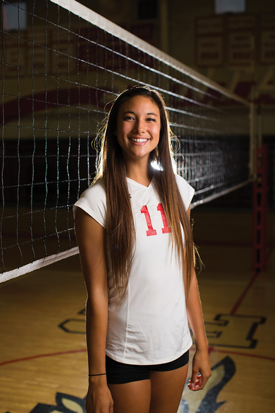 Lexi Sun - SFC Volleyball