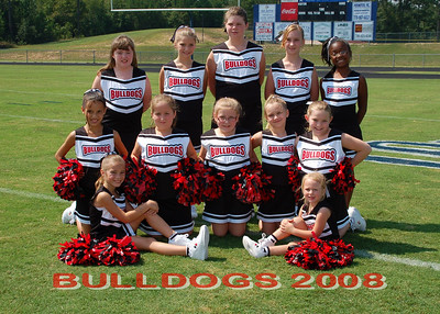 Tawanda Williams Bulldogs 9-10B