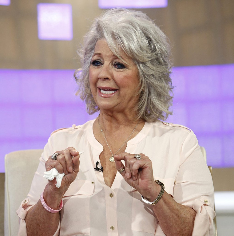 ". <p>7. PAULA DEEN <p>Why would ANYONE give this woman $75 million? (unranked) <p><b><a href=\'http://www.foxnews.com/entertainment/2014/02/13/paula-deen-lands-75-million-investment-deal-for-comeback/\' target=""_blank\""> HUH?</a></b> <p>    (AP Photo/NBC, Peter Kramer)"