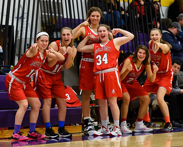 Jamesville-DeWitt Girls Basketball 2015, 16